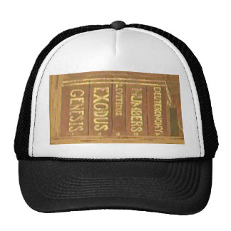 Libros de la biblia gorras