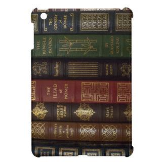 Libros de la obra clásica del vintage iPad mini carcasa