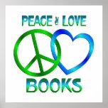 LIBROS del amor de la paz Impresiones