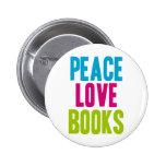 Libros del amor de la paz pin