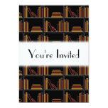 Libros del color de Brown, de Borgoña y de la Invitación 12,7 X 17,8 Cm