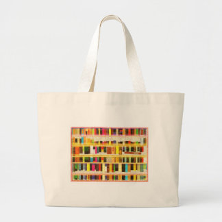 Libros del estante n del vintage bolsas
