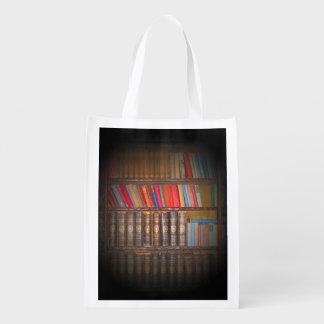 Libros del vintage bolsas para la compra
