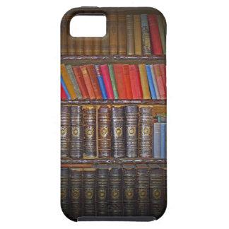 Libros del vintage iPhone 5 cárcasa