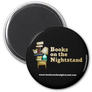 Libros en el imán de Nightstand