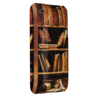 Libros iPhone 3 Case-Mate Cárcasa
