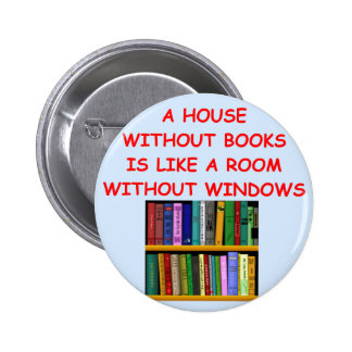 libros pin redondo 5 cm