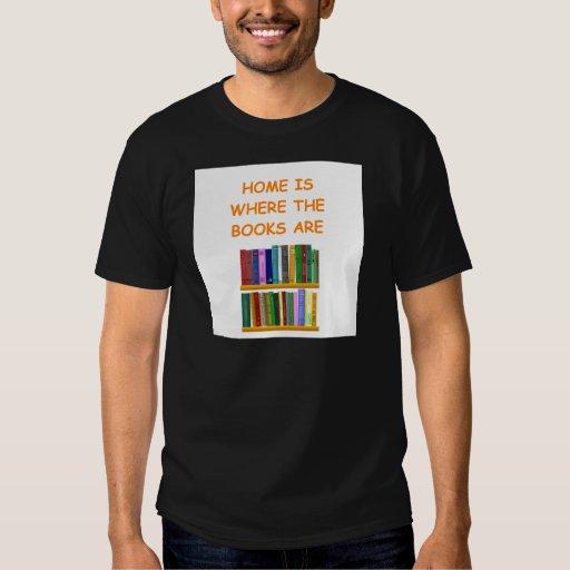 libros playeras