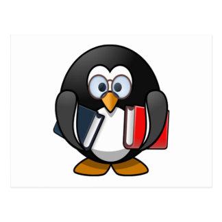 Libros que llevan del pingüino postal