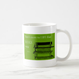 libros que usted sabe taza