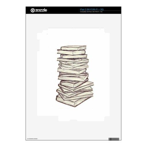 Libros Skins Para eliPad 2