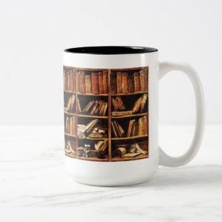 Libros Taza De Dos Tonos