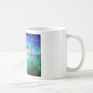 Libros testamento mencionado de la biblia del taza de café