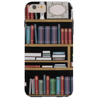Libros   viejos funda de iPhone 6 plus tough