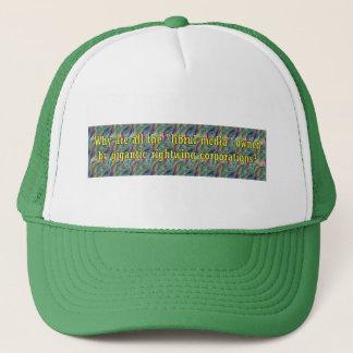LibrulMediaWingCorps Trucker Hat