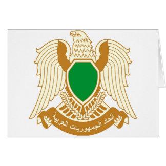 Libya - ليبيا card