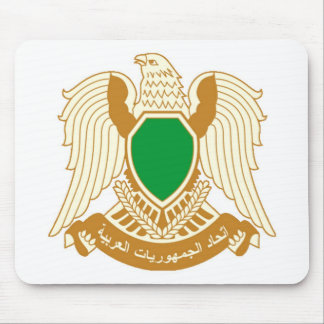 Libya - ليبيا mouse pad