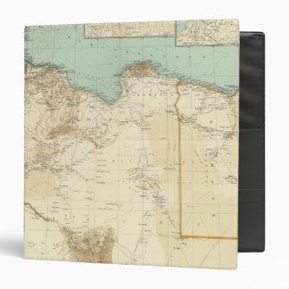 Libya 11314 binders