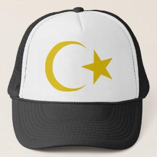 Libya Coat of Arms Trucker Hat