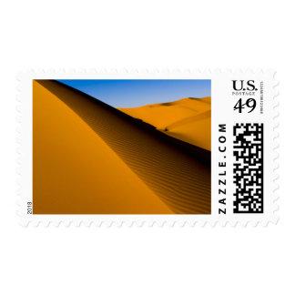 Libya, Fezzan, dunes of the Erg Murzuq Stamp