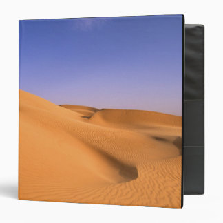 Libya, Fezzan, Sahara desert, Erg Murzuq, Sand Binder