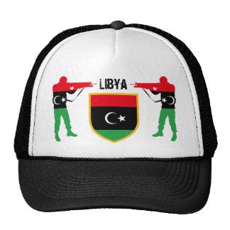 Libya Flag Trucker Hat
