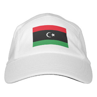 Libya Flag Headsweats Hat