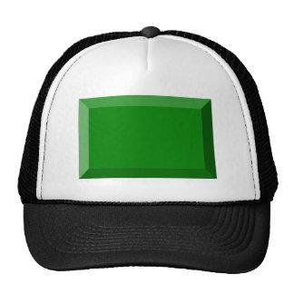Libya Flag Jewel Trucker Hat