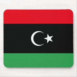 Libya Flag Mousepad