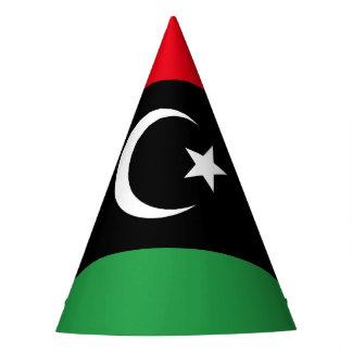 Libya Flag Party Hat