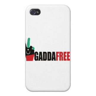 Libya free from Gaddafi - Kadhafi iPhone 4/4S Case