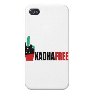Libya free from Gaddafi - Kadhafi iPhone 4 Cover