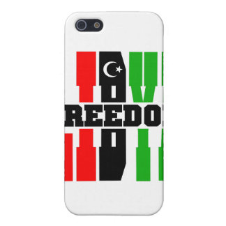 Libya Freedom Cover For iPhone SE/5/5s