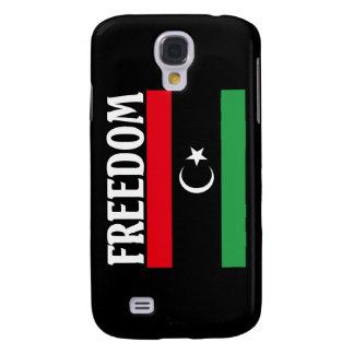 Libya Freedom Flag Samsung Galaxy S4 Case