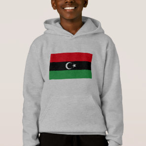 libya hoodie