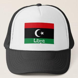 Libya libyan flag souvenir hat