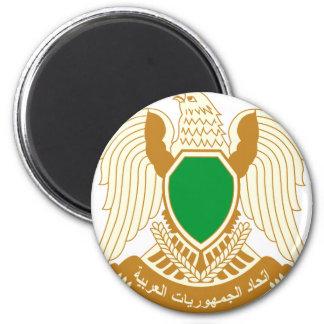 Libya LY Magnet