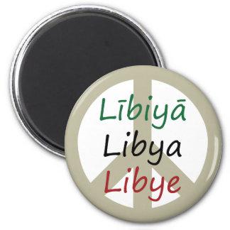 Libya Magnet