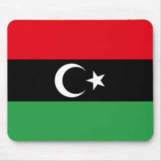 libya mouse pad