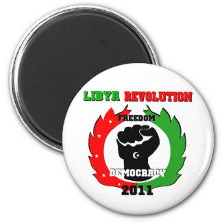 Libya Revolution Magnet