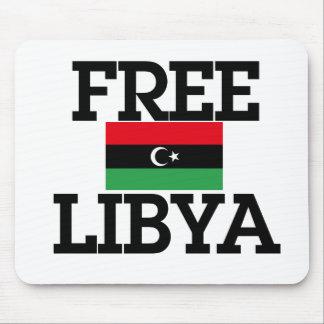 Libya Revolution Mouse Pad