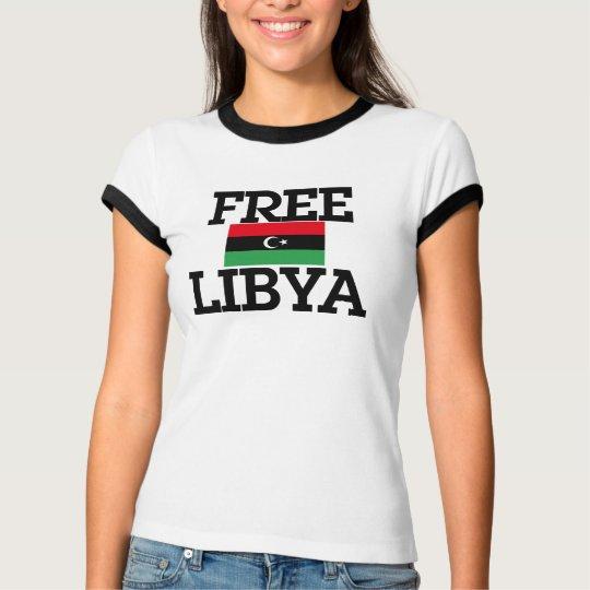Libya Revolution T-Shirt