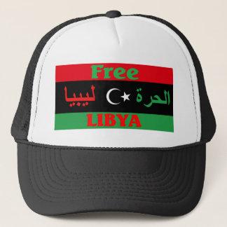 Libya shirt - ليبيا الحرة trucker hat