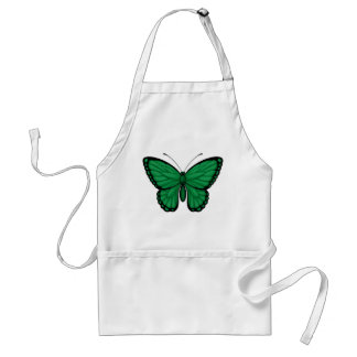 Libyan Butterfly Flag Aprons