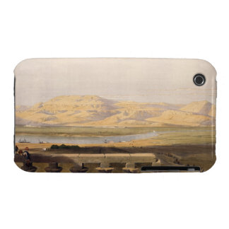 Libyan Chain of Mountains from the Temple of Luxor iPhone 3 Case-Mate Case