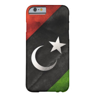 Libyan flag barely there iPhone 6 case