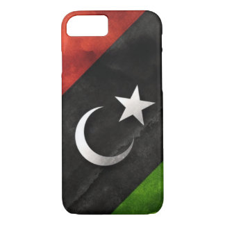 Libyan flag iPhone 7 case