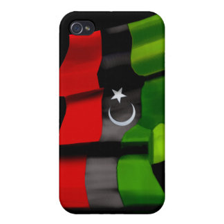 Libyan flag of Libya Independence Monarchy flag iPhone 4/4S Case