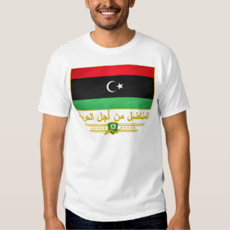 Libyan Freedom Fighter T-Shirt