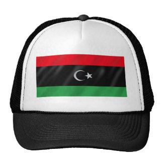 Libyan Independence flag - Free Libya protest flag Trucker Hat